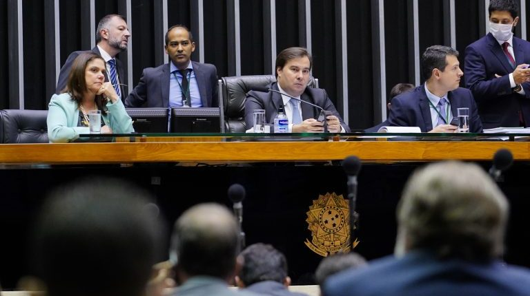 Plenário da Câmara aprova estado de calamidade pública
