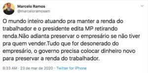 Twitter Marcelo