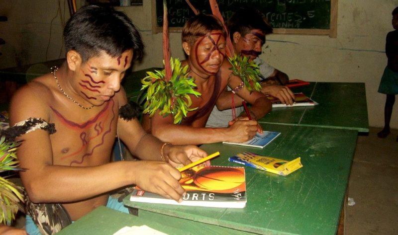 Seduc chama 433 professores para educação indígena no interior