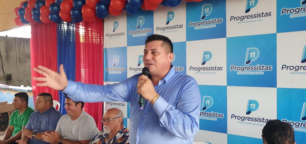 Irmãos Lins levam o Partido Progressista para 61 municípios