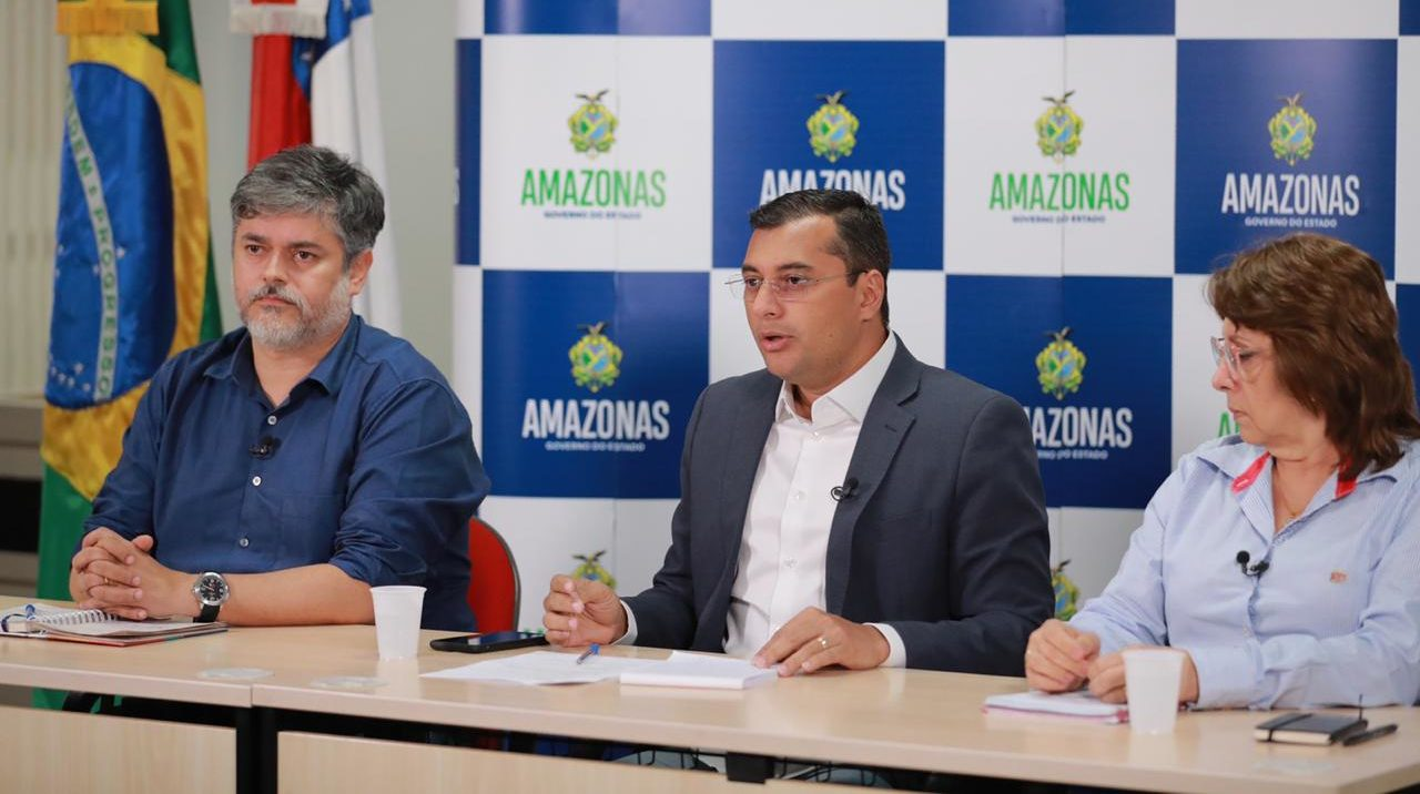 Wilson decreta calamidade e anuncia socorro de R$ 40 milhões a empresas