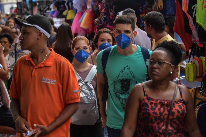 Em SP, idoso é a primeira vítima fatal do coronavírus no Brasil