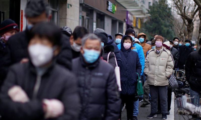 China registra pela primeira vez um dia sem infecção por coronavírus
