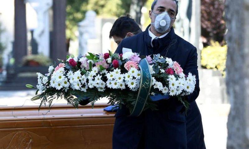 Itália tem mais 683 mortos pelo coronavírus e total vai a 7,5 mil