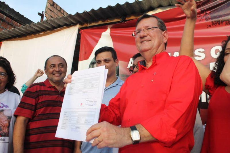 """""""Vou insistir pra que possa estar junto"""", diz José Ricardo sobre Serafim"""