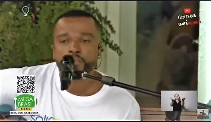 Alexandre Pires destaca toada de Chico da Silva em homenagem ao AM