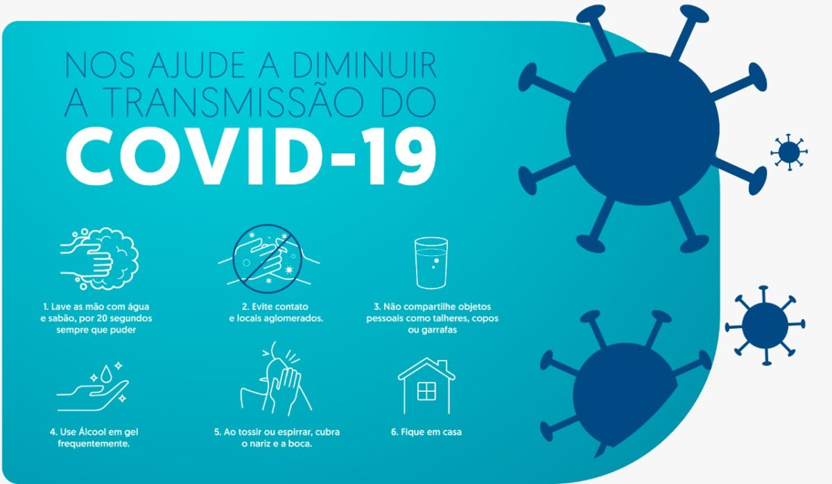 Governo do Amazonas na luta contra o novo coronavírus