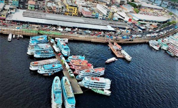 Suspensão do transporte fluvial salvou 1,2 mil vidas no AM, aponta estudo