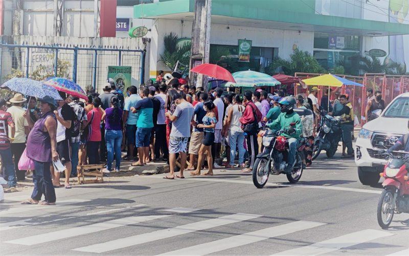 Em Manaus, 200 mil têm ou já tiveram coronavírus, aponta estudo nacional