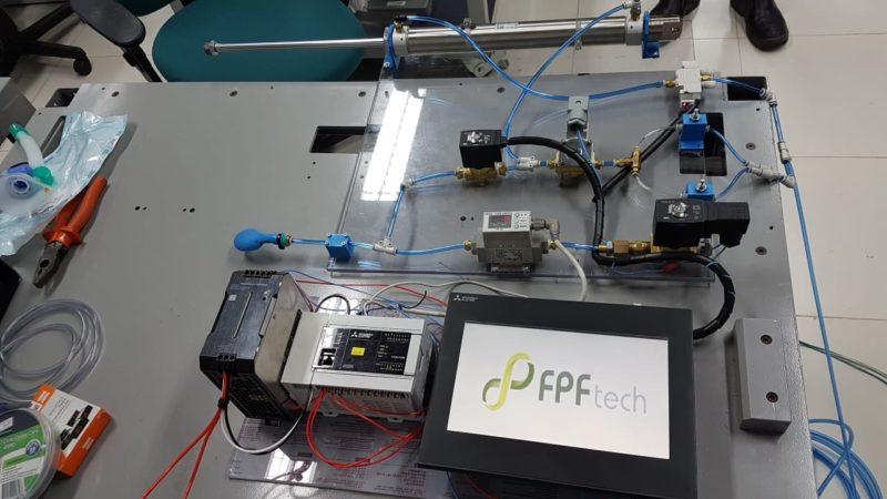 Parceria de entidades no AM desenvolve protótipo de ventilador mecânico
