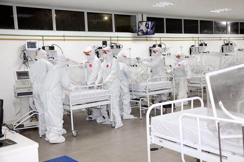 Amazonas é terceiro do país em enfermeiros mortos pelo coronavírus