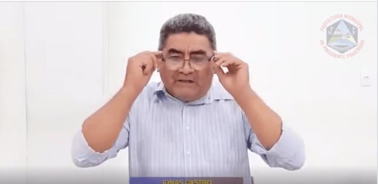 Prefeito interino de P. Figueiredo exonera servidores em plena pandemia