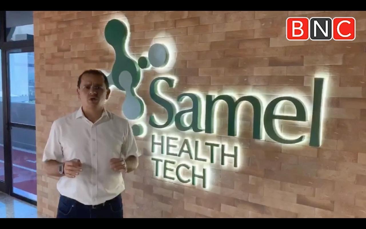 """Samel afirma que """"o mundo inteiro está errado"""" no tratamento do coronavírus"""