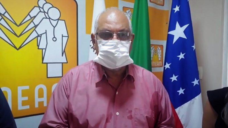 Coronavírus pega médico que pediu impeachment de Wilson Lima