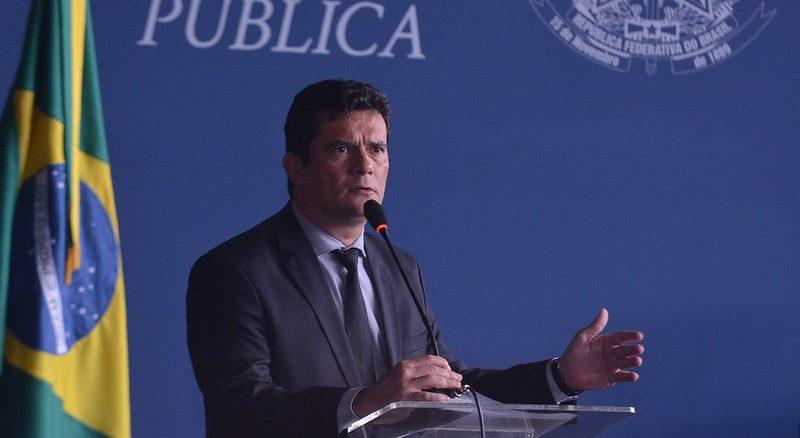 Moro desponta como adversário do PT para ir ao 2º turno com Bolsonaro