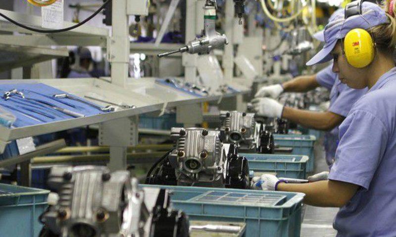 Produção industrial do país cresceu no início da crise do coronavírus