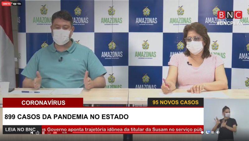 Interior do Amazonas têm 14 municípios com casos do coronavírus