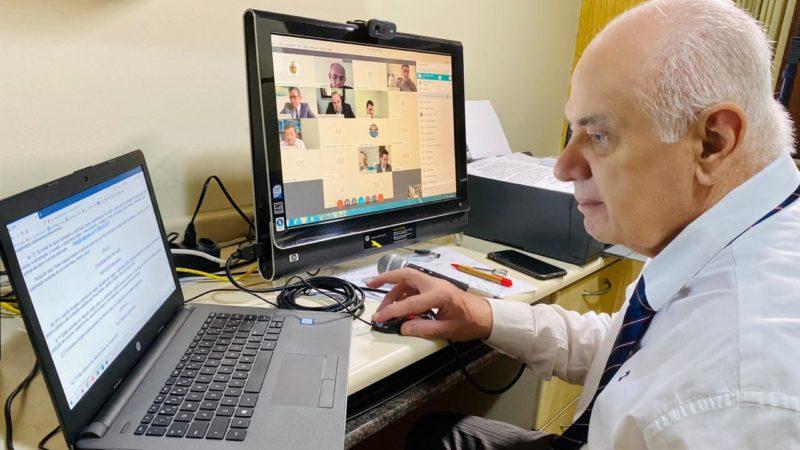 Deputado cobra da ALE-AM avanço de redução de taxas cartorárias