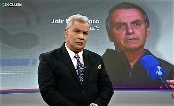 Por seguir cabeça de Bolsonaro, Sikêra Júnior perde página no Face