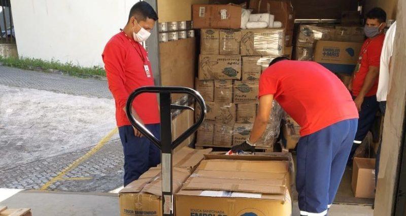 Banco internacional doa R$ 1,2 milhão em EPI ao Amazonas