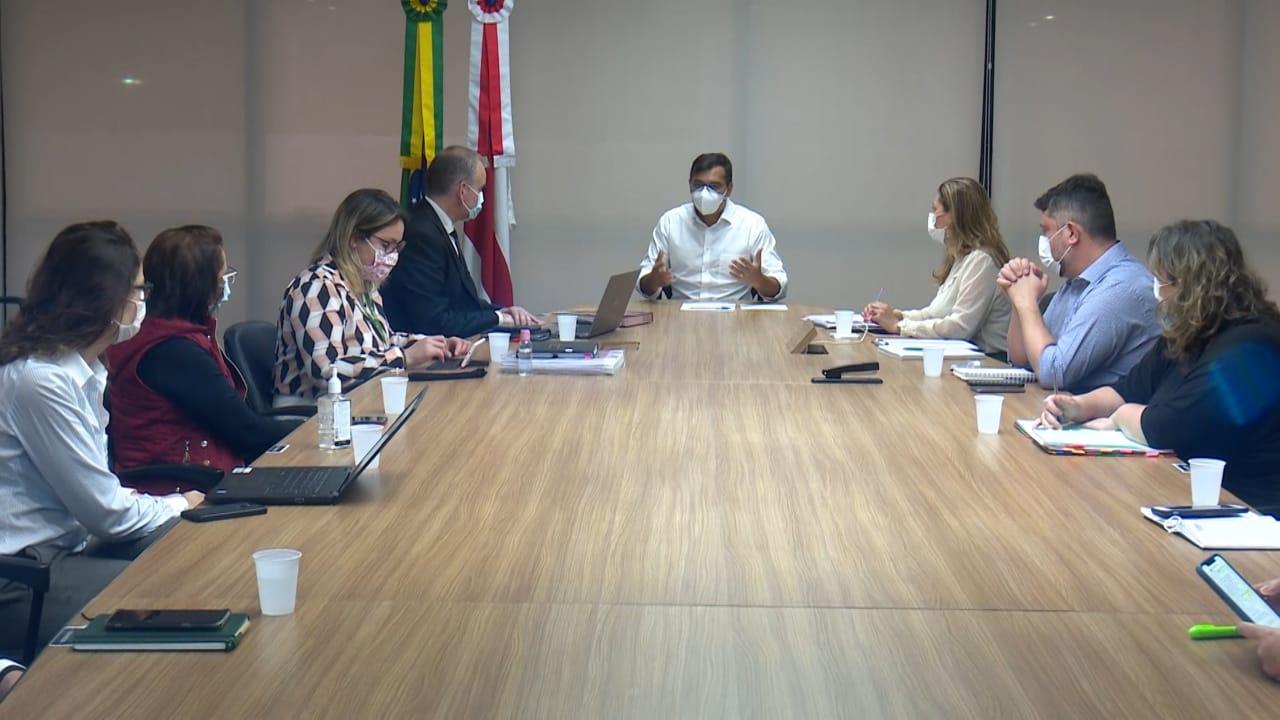 Wilson reúne com Sírio Libanês para criar gabinete de crise hospitalar