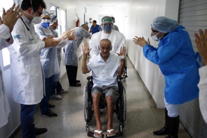 Amazonas tem mais de 80 mil pessoas que se recuperaram do coronavírus