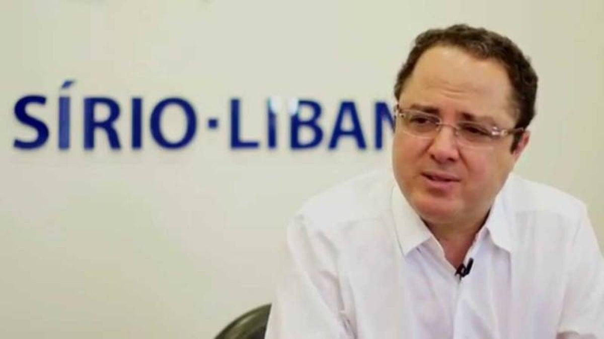 Diretor do Sírio-Libanês diz quetomou cloroquina contra o coronavírus