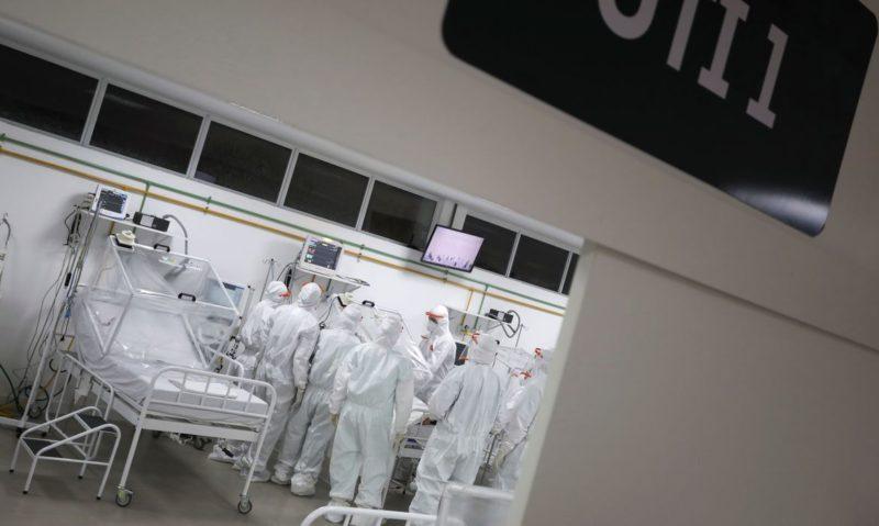 SP bate recorde de coronavírus no dia seguinte à volta de atividades