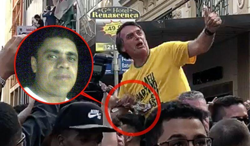 Advogado de Bolsonaro diz que há nova testemunha da facada de Adélio
