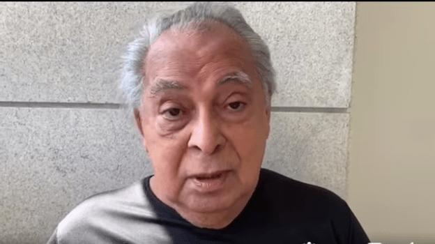 """""""Já me mataram umas dez vezes"""", diz Amazonino, em São Paulo"""