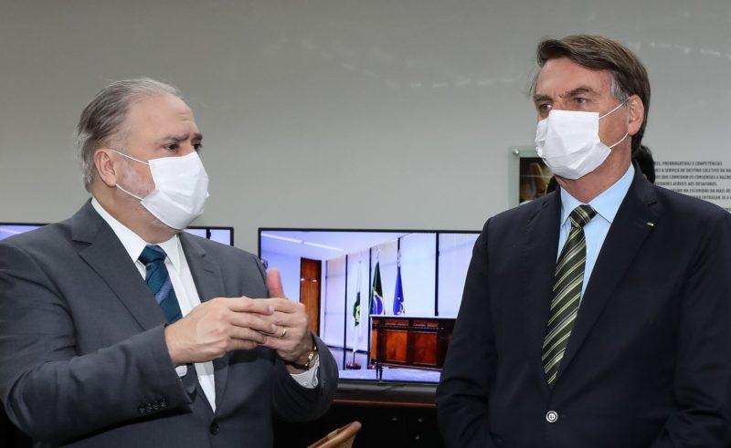 Aras e Mendonça fazem 'pregação' no STF por vaga de ministro na corte