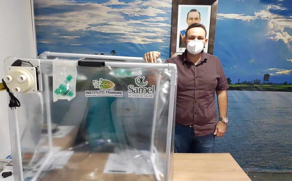 Cápsula da Samel para tratar coronavírus é destaque na mídia nacional