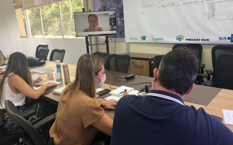 Susam presta contas a órgãos públicos de ações contra coronavírus no interior