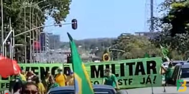 Advogados querem ver MP-AM no ato pró-democracia em Manaus
