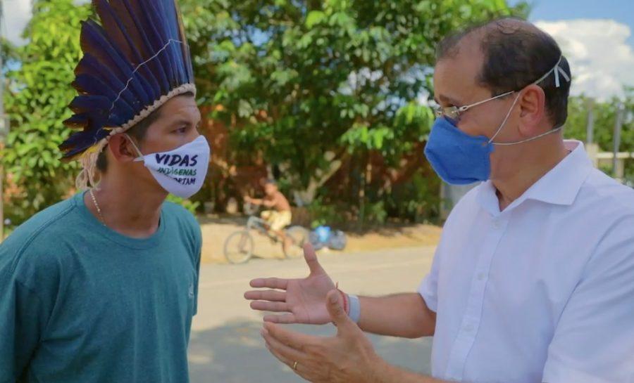 Samel interna seis indígenas com sintomas graves de coronavírus