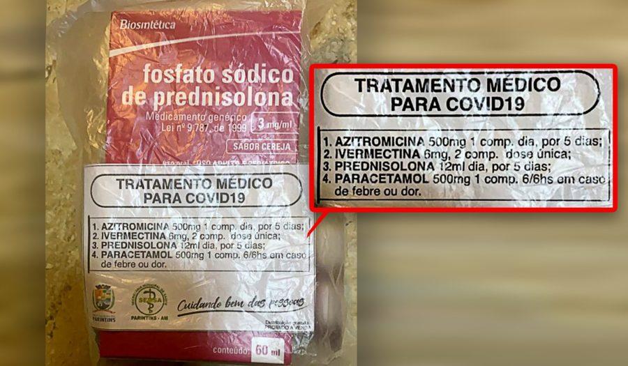 Prefeitura de Parintins vai distribuir kits de remédios para coronavírus