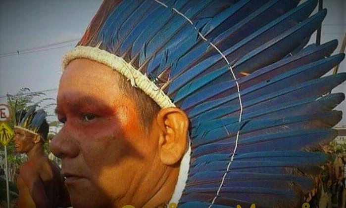 Indígenas choram morte do cacique Messias Kokama, do Parque das Tribos