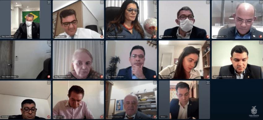 Milícia digital tem lista de ataque contra 13 deputados da ALE-AM