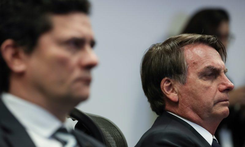 Divulgado depoimento de Moro sobre interferência de Bolsonaro na PF