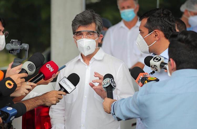 Teich quer otimizar Hospital Nilton Lins para combater o coronavírus