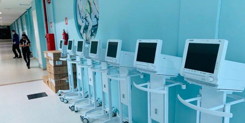 Superfaturamento de respiradores na Susam é alvo de operação do MP