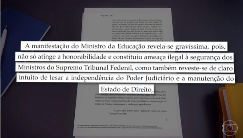 Bolsonaro tenta proteger Weintraub com habeas corpus do STF
