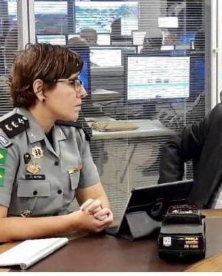 Oficial PM denuncia risco de milícia na Força Nacional