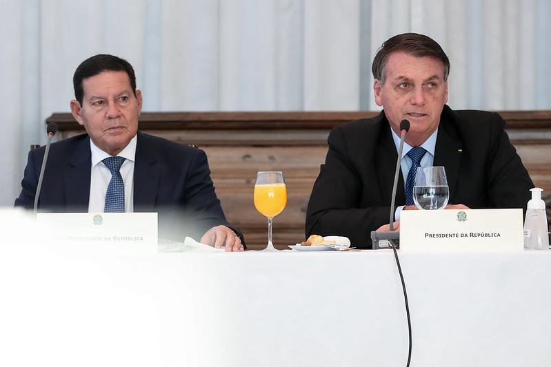 Bolsonaro não convence ambientalistas sobre proteção da Amazônia