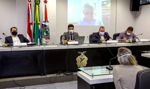 Justiça suspende formação da CPI da Saúde pelo presidente da ALE-AM