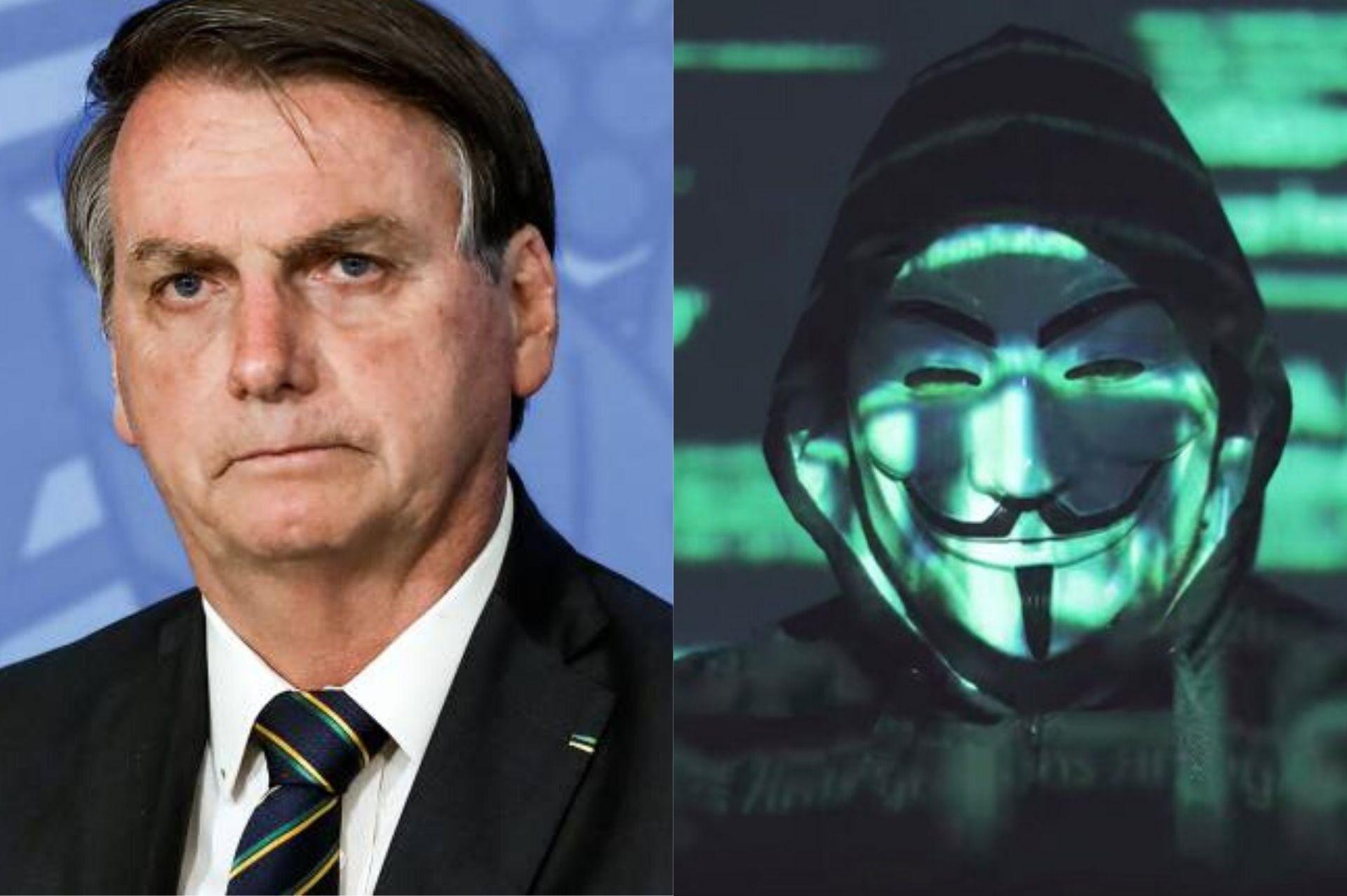 Ministro quer PF no vazamento de informações de Bolsonaro e filhos
