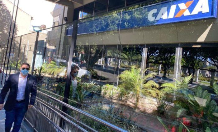 Vice-governador capta em Brasília recursos a programa de moradia do AM