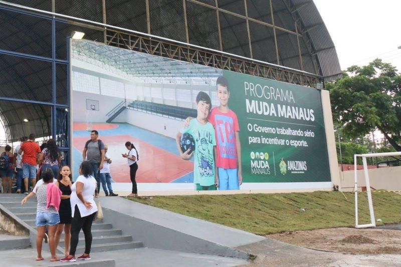 Governo anuncia volta do 'Muda Manaus' pelo Cidade de Deus
