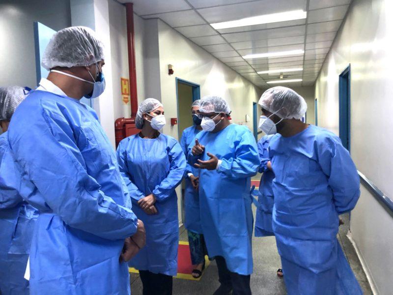 Pós-coronavírus, Susam prepara volta dos hospitais à normalidade