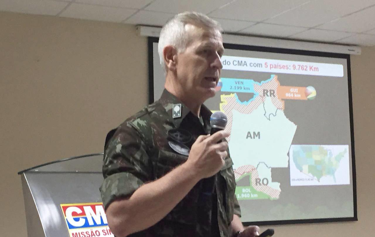 General Polsin estreia na Suframa na terceira reunião do CAS no ano